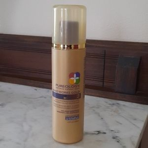 NWT.  Pureology Nano Works Gold Conditioner